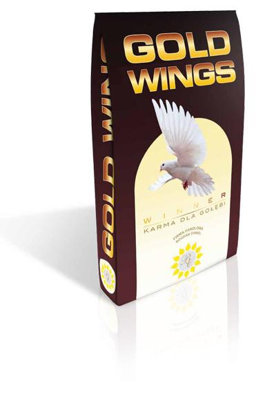 paczka mieszanki Gold Wings